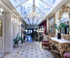 Hotel belle epoque venice official site 3 star for Hotel design venise